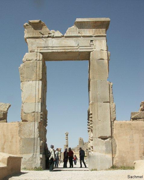 Persepolis - Hundertsäulensaal