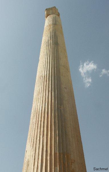 Persepolis - Kannelürensäule