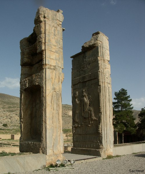 Persepolis - Triptylon - Torbau