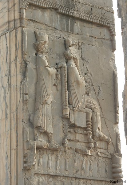 Persepolis - Darius und Xerxes