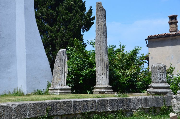 Poreč - Forum Romanum