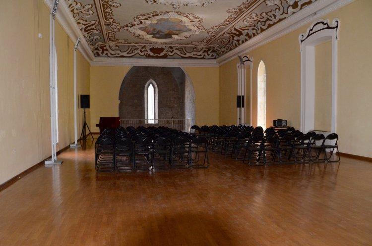 Poreč - Franziskaner-Kirche