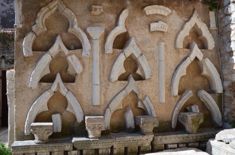 Poreč - Palais Sinčić - Lapidarium