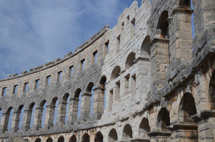 Pula - Amphitheater