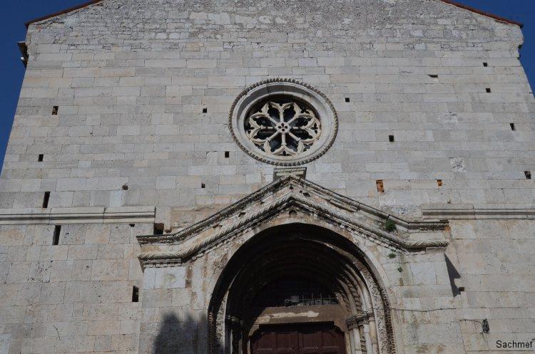 Pula - Franziskaner-Kirche