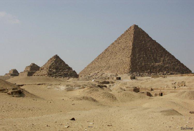 Gizeh_Pyramidengebiet