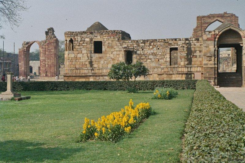 Delhi - Qutb Minar-Komplex