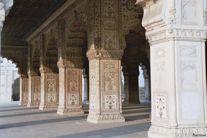Delhi -  Das Rote Fort