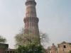 Delhi - Qutb Minar-Komplex - Siegesturm