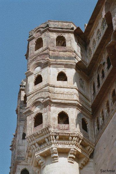 Jodhpur - Festung Mehrangarh