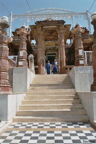 Osian - Sachiya Mata-Tempel