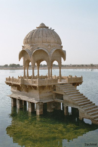 Jaisalmer - Garisar-See