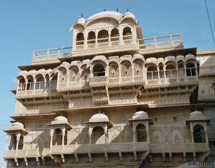 Jaisalmer - Haveli