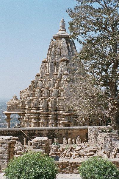 Chittaurgarh - Mirabai-Tempel