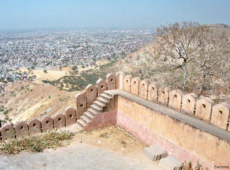Jaipur - Tigerfestung Nahargarh