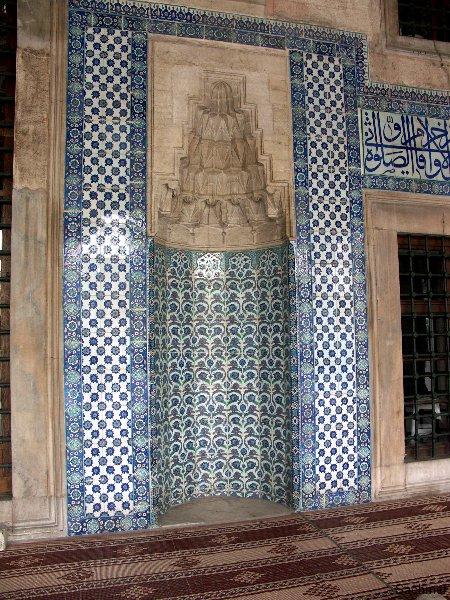 Istanbul - Rüstem-Pascha-Moschee