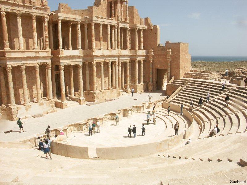 Sabrata_Theater