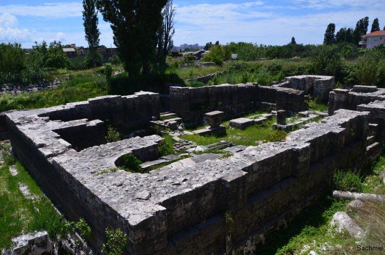 Salona - Suplja Crkva