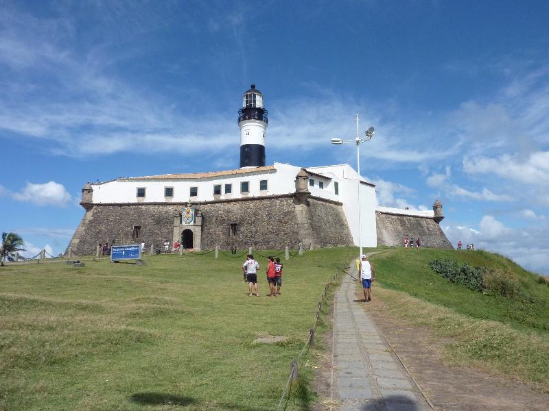 Salvador da Bahia_Forte de Santo Antônio da  Barra