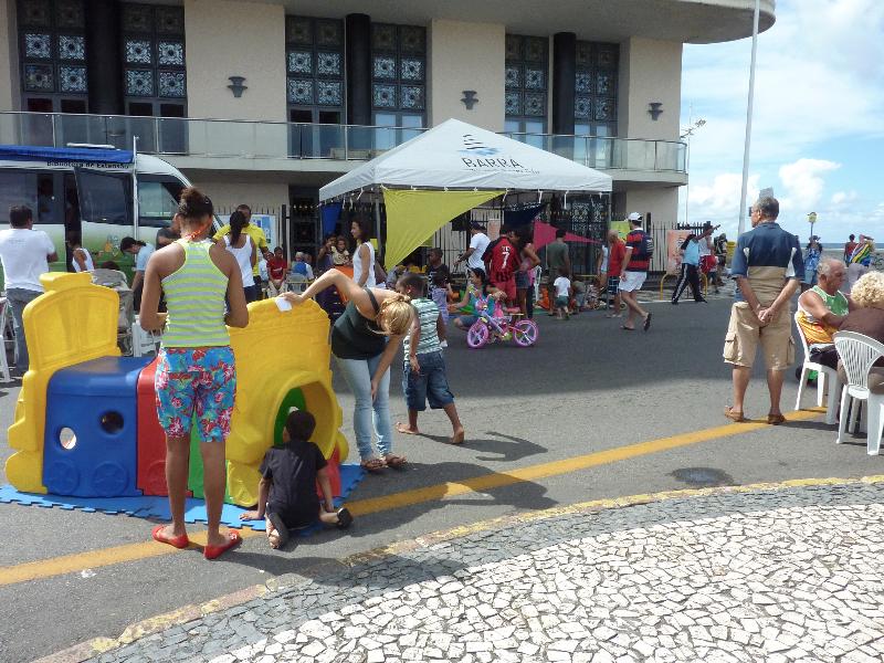 Salvador da Bahia_Sonntag im Quartier Barra