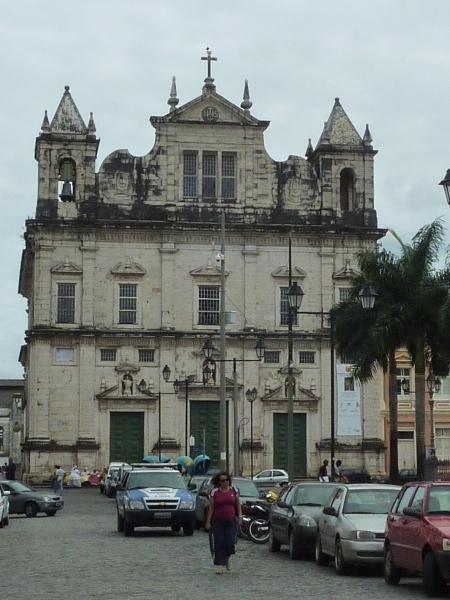 Salvador da Bahia_Terreiro de Jesus_Catedral Basilica