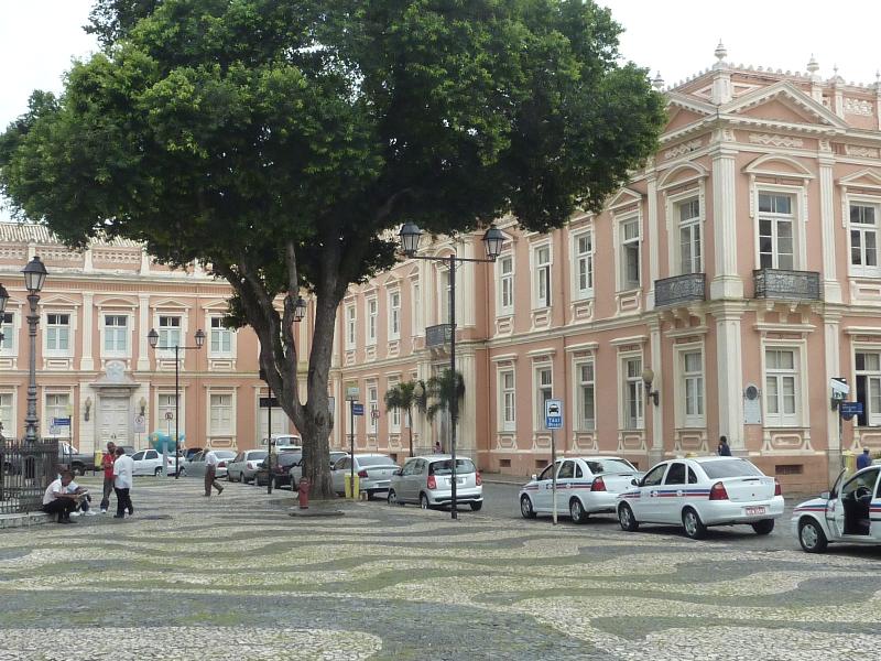 Salvador da Bahia_Terreiro de Jesus_Archäologisches Museum