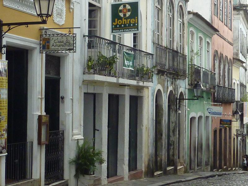 Salvador da Bahia_Im Stadtteil Pelourinho