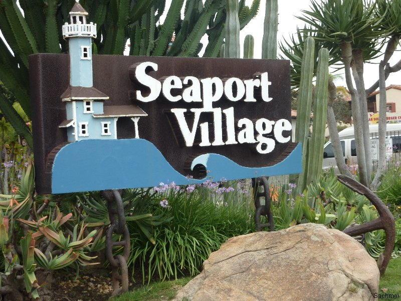 San Diego_Seaport Village