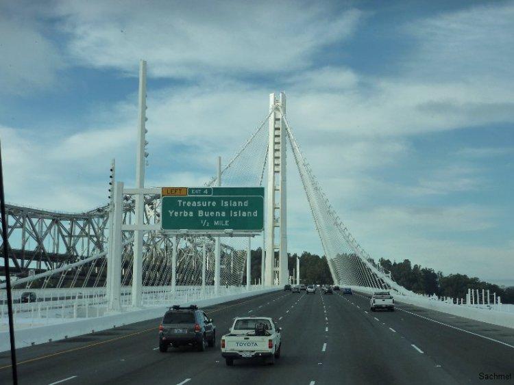 San Francisco - San Francisco Oakland Bay Bridge