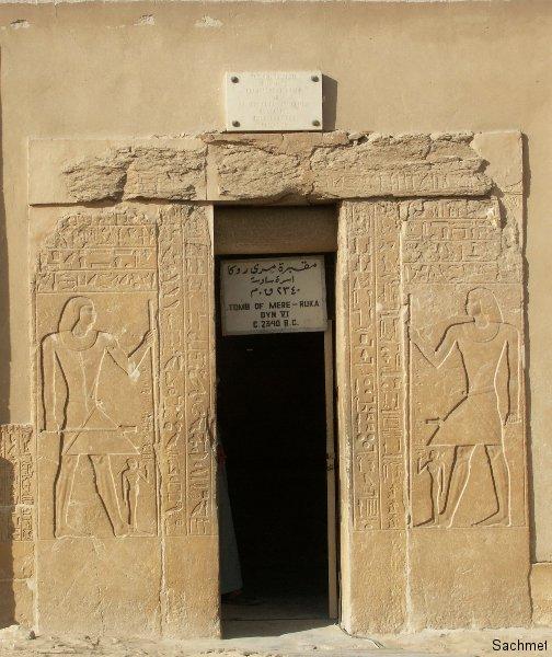 Saqqara_Grab des Mereruka