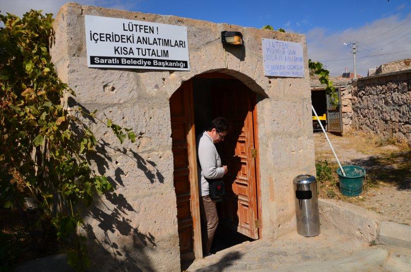 Kappadokien_Saratli Belediyesi