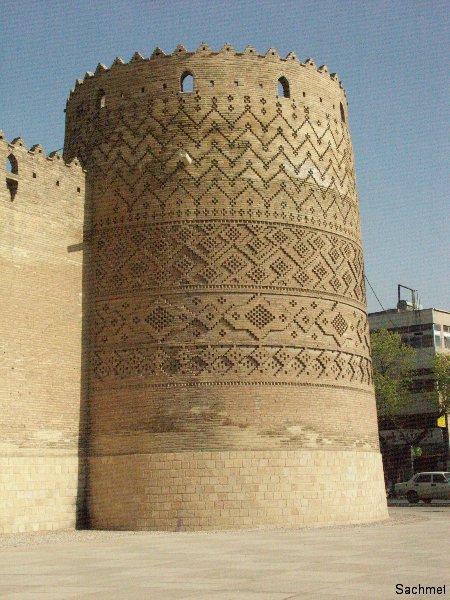 Schiraz - Die Zitadelle