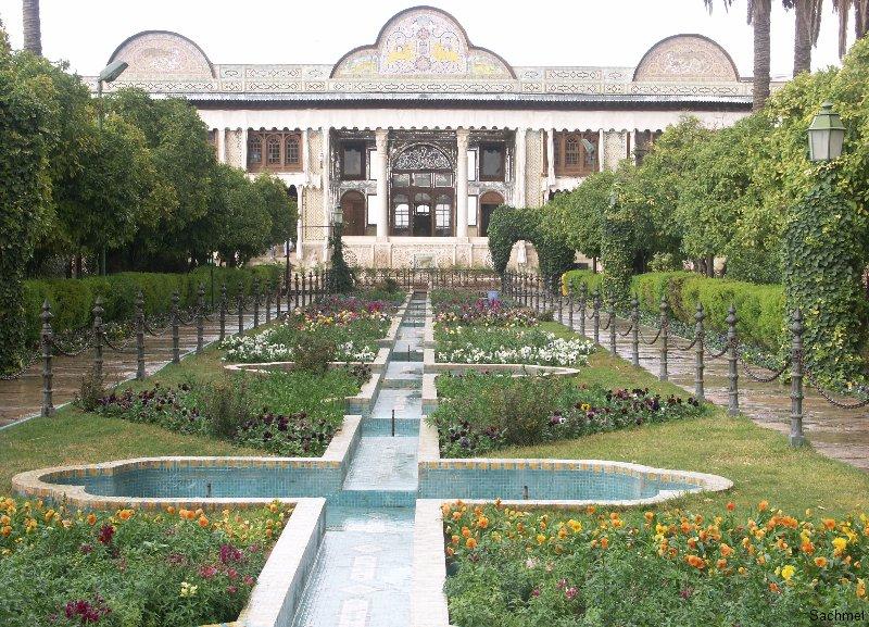 Schiraz - Bagh-e Narendjestan
