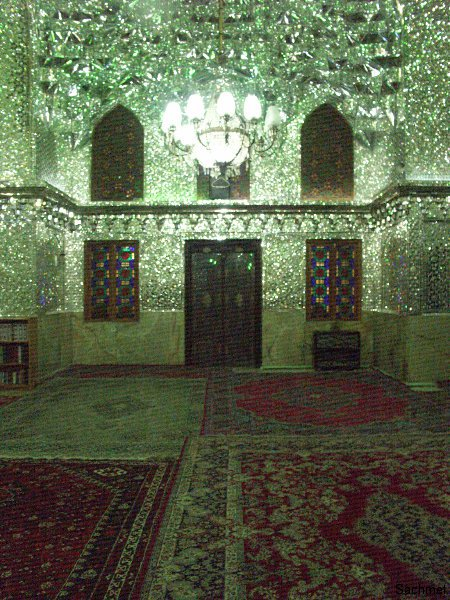 Schiraz - Mausoleum des Ali Ibn Hamza
