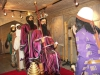 Schiraz - Bagh-e Narendjestan - Darius und Xerxes