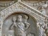 Split - Archäologisches Museum - Sarkophag (Detail)
