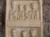 Split - Archäologisches Museum - Grabstele (Salona)