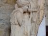 Split - Archäologisches Museum - Sarkophag (Fragment, Salona)