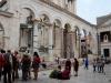 Split - Palast des Diokletian - Peristyl