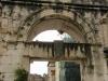 Split - Palast des Diokletian - Porta Argenta