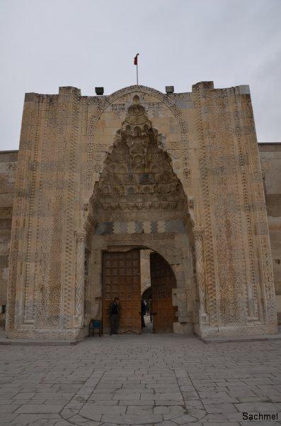 Die Karawanserei Sultanhane