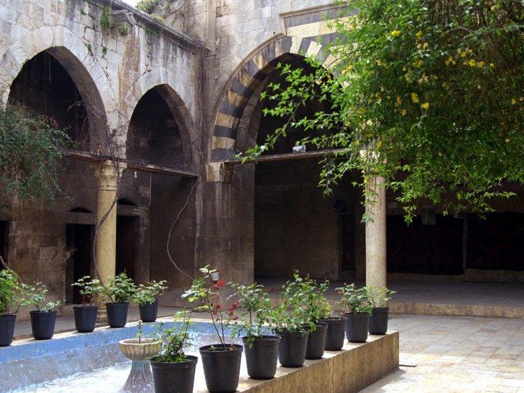 Aleppo_Bimaristan al-Arghun