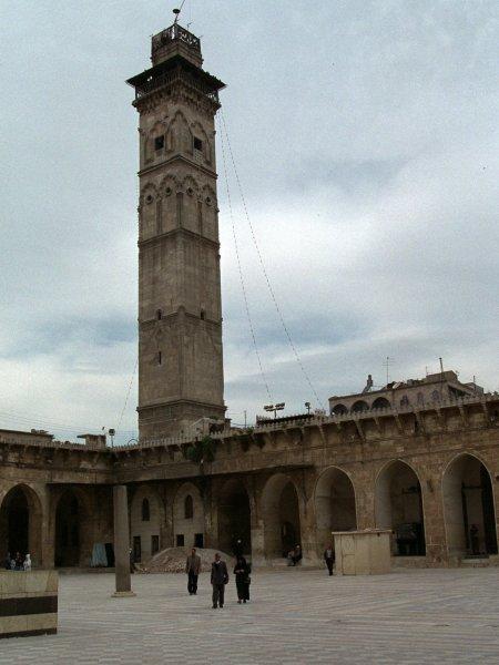 Aleppo_Umayyaden-Moschee