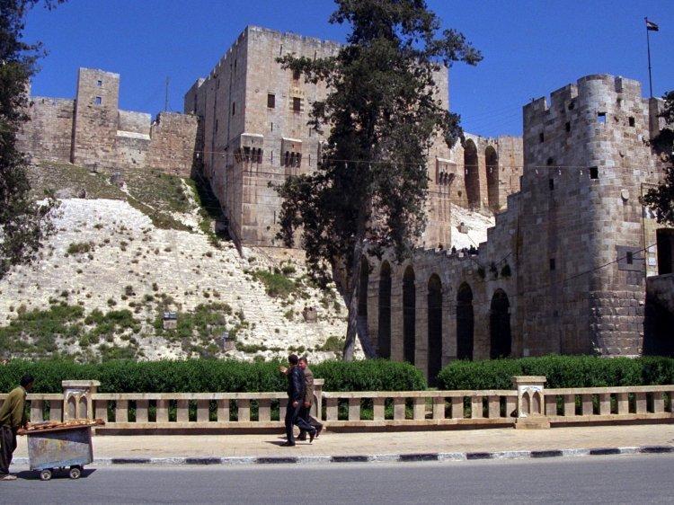 Aleppo_Zitadelle