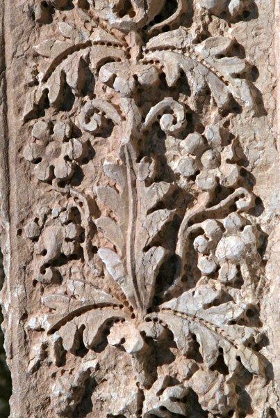 Palmyra - Grabturm des Elabel - Detail
