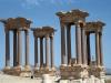 Palmyra - Tetrapylon