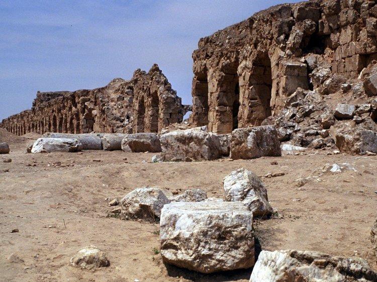 Syrien - Resafa