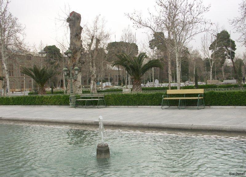 Teheran - Golestan-Palast