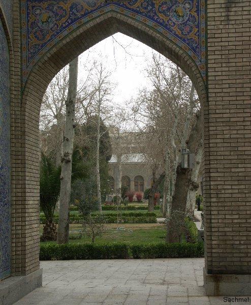 Teheran - Golestan-Palast - Diamantenhaus