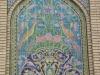 Teheran - Golestan-Palast  - Umfassungsmauer - Fliesenmosaik